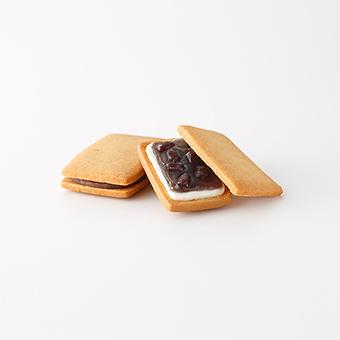 青柳 小倉サンド